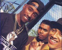 Tupac Shakur.
