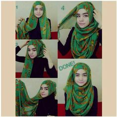 Instagram photo by @hijab Fashion Styles (hijabfashion) | Statigram