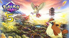 Ich hab da was neues für euch: Pokémon Kristall Nuzzlocke Challenge - Part 5 - Vögel fliegen hoch und fallen tief