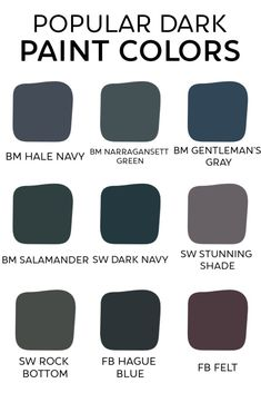 dark green paint | b