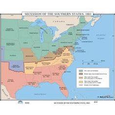 identifies free states and territories border states that remained in the union slave states