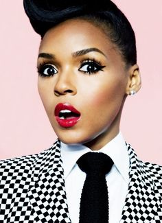 Sagittarius Celebrities - Singer Janelle Monae - Tune into Your Sagittarius Nature with Astrology Horoscopes and Astrology Readings at the link.