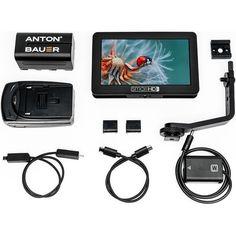SmallHD Focus Monitor - Panasonic G5 Bundle  extras