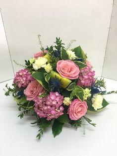 Our best selected posy mae today by mel at petite fleur floristry Benfleet