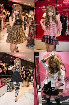 Universal Doll - Japanese Gyaru Fashion