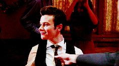 glee is about opening yourself up to joy. This my joy. | Klaine Feels