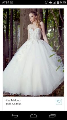 8667851ebc Gorgeous wedding dress to die for Wedding Dresses Photos
