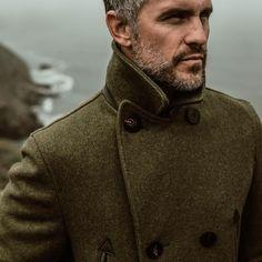 British Men, British Army, Taylor Stitch, Golden Bear, Mens Fashion, Fashion Outfits, Winter Looks, New Wardrobe, Mens Clothing Styles