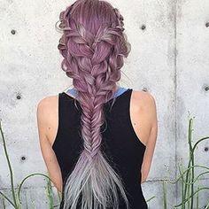 #FühldichwiepurerLuxus    Diese Frisur wurde in den weiten Tiefen des Meeres entdeckt. Mutter Natur bietet immer wieder schöne Vorlagen für tolle Styles. #hair #styles #long #curly #black #tutorial #beach #short #updo #ombre #medium #blonde #brown #growth #extensions #bridal #color #cut #waves #dos #pastel #boho #summer #buns #cute #care #mask #thin #bows #DIY # #easy #dyed #braid #ideas #wedding #tips #natural #wavy #messy #vintage #prom © to @theconfessionsofahairstylist