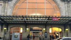 Saint-Brieuc. Ils crient « Allah akbar » à la gare, le dispositif attentat déclenché Akbar, Saint, Broadway Shows, Train Station