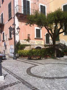 Piazza Di San Donato valid comino
