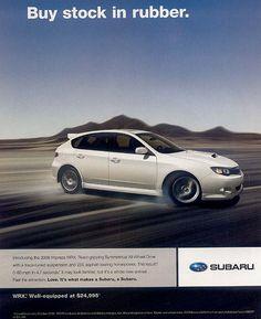 Subaru Global ADS