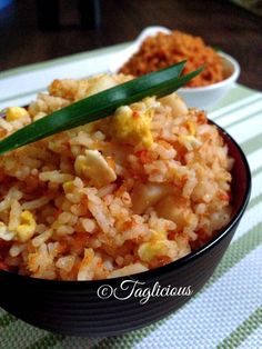 Hae Bee Hiam is one of my favourite to satisfy my craving for SPICY thing. Hae Bee Hiam is also known as spicy dried shrimp sambal. Nyonya Food, Dried Shrimp, Malaysian Food, Rice Recipes, Fried Rice, Risotto, Cravings, Spicy, Brunch