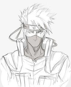 Hatake Kakashi - Naruto