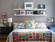 Centsational Girl » Blog Archive How to Mismatch Nightstands » Centsational Girl
