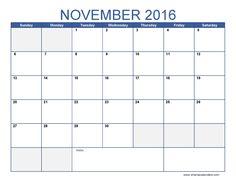 November-2016-Printable-Calendar.png (1024×791)
