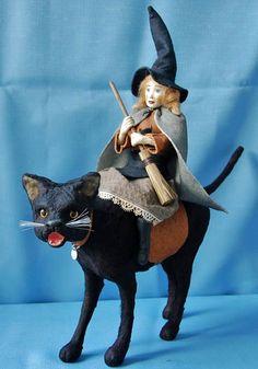 Craig Yenke - Witch on Black Cat