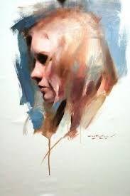 Resultado de imagen de baudelaire retratos al oleo