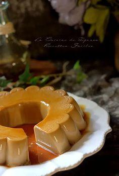 Panna cotta au café {recette sans gélatine ou agar-agar}