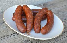 Cârnați Trandafir de casă rețeta de trandafiri tradiționali românești | Savori Urbane Meat, Sausages, Food, Home, Essen, Sausage, Meals, Yemek, Eten