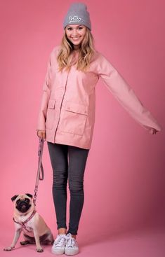 Pugs, Youtubers, Rain Jacket, Windbreaker, Winter Jackets, Celebrities, Instagram, Girls, Fashion