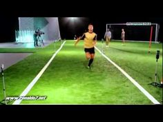 Speed,Agility and Quickness Training For Soccer - Total TechniqTV - YouTube