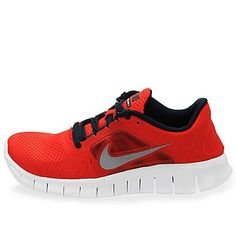 69a445e22f08 Nike Free Run 3 (GS) Boys Running Shoes 512165-600 « Shoe Adds