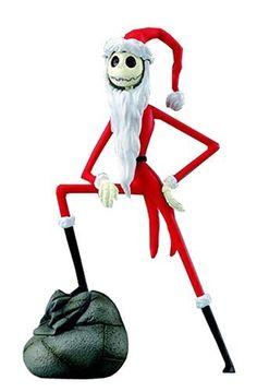 Santa Claus (The Nightmare Before Christmas) | Jack skellington ...