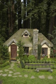 Cob houses and Cottages / cozy by sweet.dreams