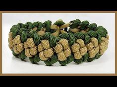 """Paracord Bracelet: """"Snake Virus"""" Bracelet Design Without Buckle Paracord Tutorial, Paracord Knots, Bracelet Tutorial, Paracord Bracelets, Knot Bracelets, Survival Bracelets, Macrame Tutorial, Macrame Bracelets, Macrame Knots"""