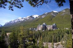9. Banff Springs Hotel