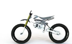 Motoped Fat | revolutionary downhill mountain bike meets moped in the motoped an…