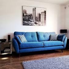 Zinc Teal Sofa What Colour Walls