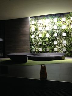 office on la trobe (taken at night) - it looks like a set all ready ;)