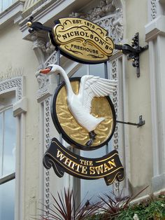 The White Swan Pub, London*