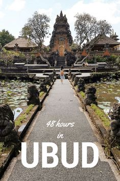There's no shortage of things to do in Ubud, which is known as the cultural heart of Bali. Here's a guide on the best things to do in Ubud! Bali Travel Guide, Asia Travel, Travel Guides, Bali With Kids, Ubud Indonesia, Komodo Island, Go To Japan, Adventure Activities, Ultimate Travel