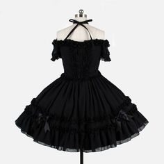 kawaii clothing / kawaii hat / gothic lolita Source by kawaii Kawaii Fashion, Cute Fashion, Rock Fashion, Fashion Ideas, Pretty Dresses, Beautiful Dresses, Mode Lolita, Lolita Style, Lolita Goth