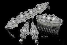 biżuteria ślubna ażurowa sutasz