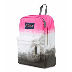 Jansport Blanco-Rosa                                                                                                                                                      More