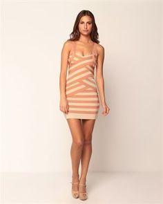 Stretta Christiana Dress - Modnique - $129