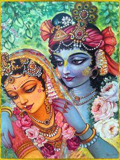 The Divine Couple. Baby Krishna, Iskcon Krishna, Krishna Leela, Cute Krishna, Jai Shree Krishna, Radha Krishna Photo, Radha Krishna Love, Radhe Krishna, Radha Rani