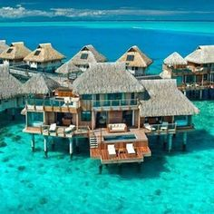 Bora Bora dream vacation