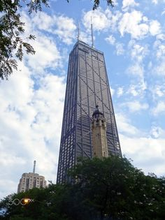 Chicago (USA) - Chicago in USA. Chicago Usa, Empire State Building, Skyscraper, Multi Story Building, Travel, Skyscrapers, Viajes, Destinations, Traveling