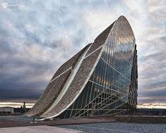 ARCHITECTURE| Peter Eisenman - City of Culture | bocadolobo.com/ #modernarchitecture #architecture