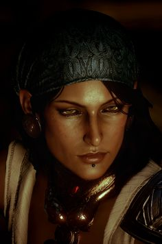 Isabela, She is gorgeous, I would love to cosplay her one day, her character is great