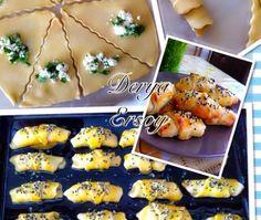 Katmer Çörek Tarifi (Poğaça) - Ikizlerin.mutfagı Poğaça Tarifleri | Harikalar Mutfağı