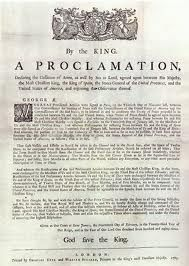 Treaty of Paris 1763 - Signed 250 Years Ago this month!   http://thehistorytavern.blogspot.com/2013/02/journey-to-liberty-treaty-of-paris-1763.html?m=1
