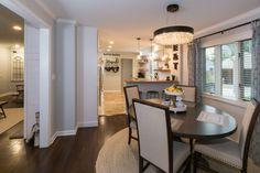 Reclaimed Oak Counter designed by Monica Miller of J.S. Brown & Co. https://www.glumber.com/