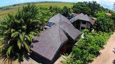 Vivienda ecológica: Una casa inspirada en el origami en Brasil