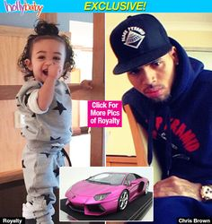 Chris Brown: The Custom Car He Wants To Give Royalty For Her First Birthday